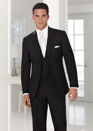 Classic Tuxedo - Tuxedo Rentals, Formalwear, Tuxedos for Weddings